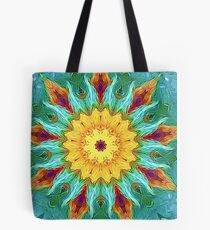 From Sunflowers to Stars #5 Tote Bag