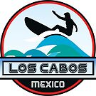 LOS CABOS MEXICO SURF SURFER SURFBOARD BOOGIE BOARD MX by MyHandmadeSigns