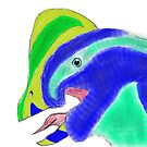 Anzu wyliei the rave dino by DubstepAddict