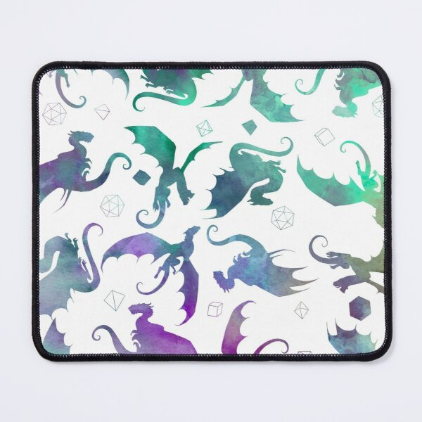 Dragons & Dice Mouse Pad