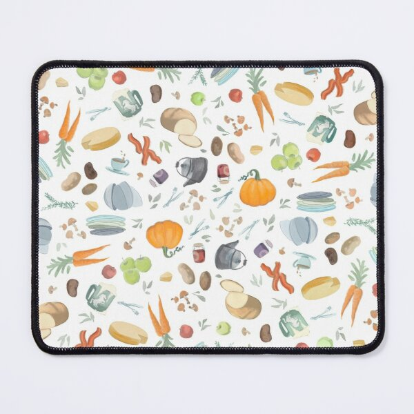 2nd Breakfast Mouse Pad