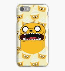 Jake Adventure time iPhone Case/Skin