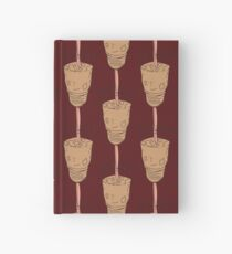 Iced Coffee Hardcover Journal