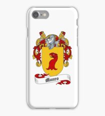 Munro iPhone Case/Skin