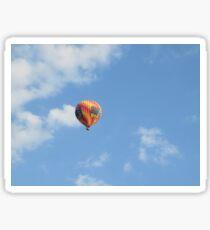Hot Air Ballon, Slovenia Sticker
