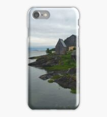 View on the lake iPhone Case/Skin