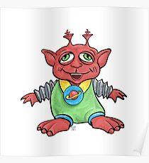 Melvin Martian the Eldest Son Poster