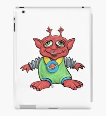 Melvin Martian the Eldest Son iPad Case/Skin