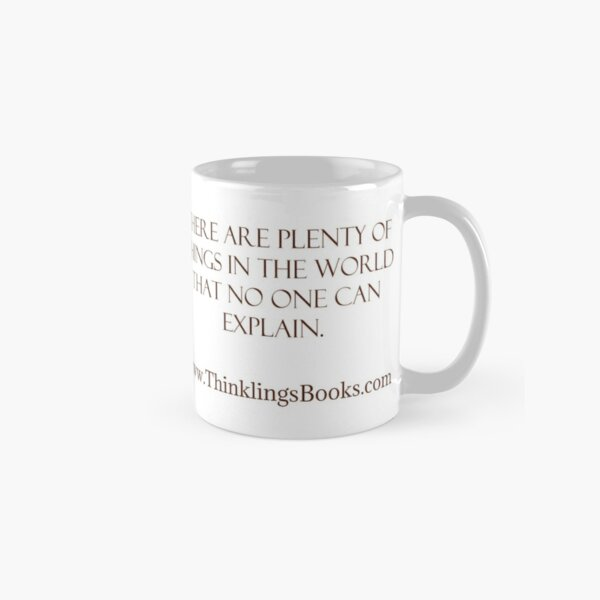 No One Can Explain Part II Classic Mug
