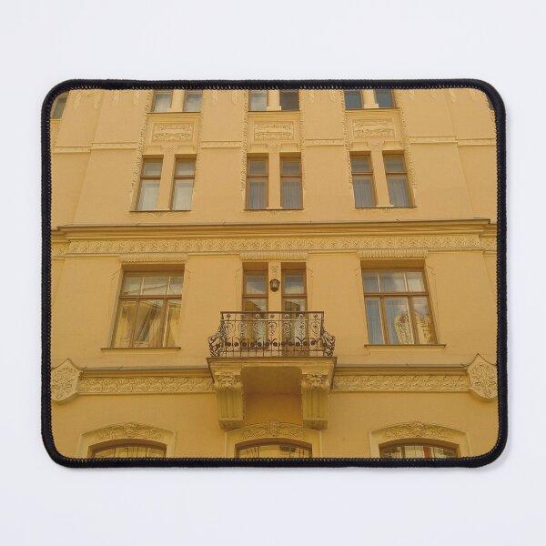 Art Nouveau architecture in Riga Mouse Pad