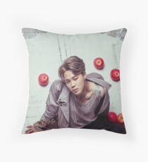 BTS Wings Jimin v1 Throw Pillow