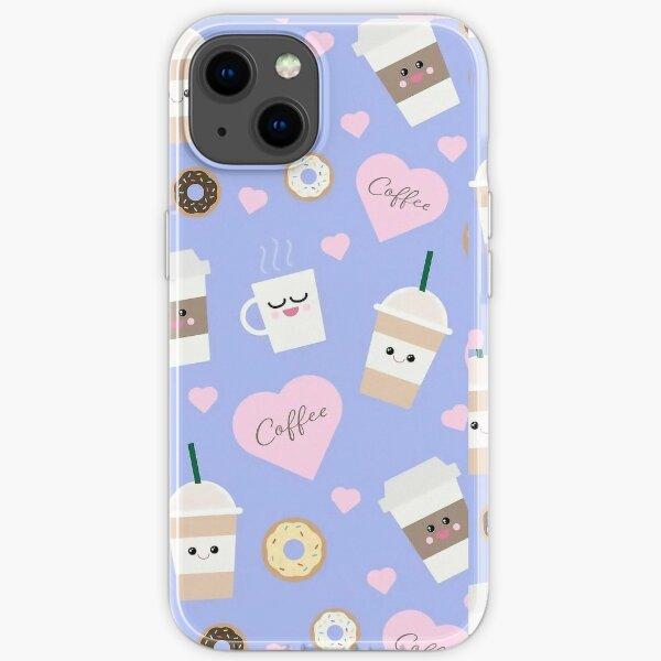Kaffee-Telefon-Fall, ich liebe Kaffee-Telefon-Fall, iPhone 7 Kaffee-Fall, Kaffee-iPhone-Fall, Samsung-Telefon-Fall, Samsung-Fall, Kaffee-Fall, Kaffee iPhone Flexible Hülle