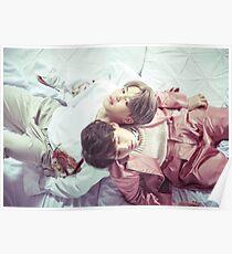 BTS Flügel Suga & Jimin v2 Poster