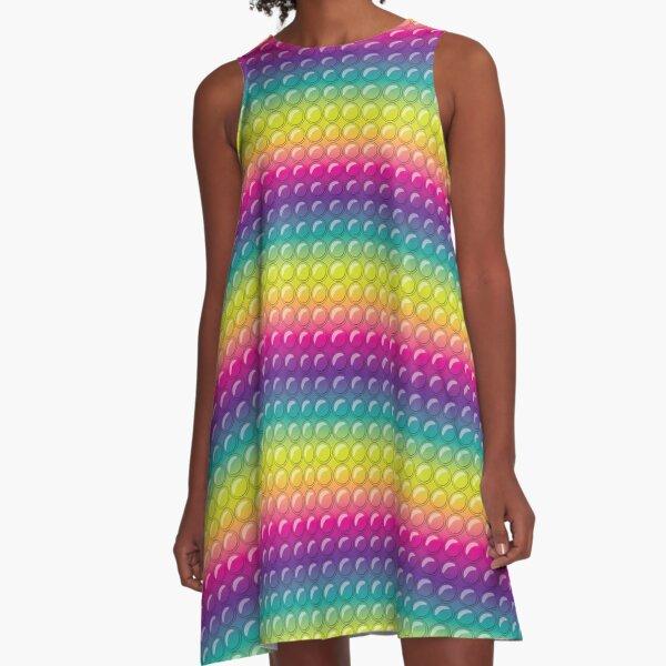 POPit A-Line Dress
