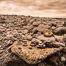 Inis Mor (Inishmore) Landscape Aran Islands Ireland by humblebeeabroad