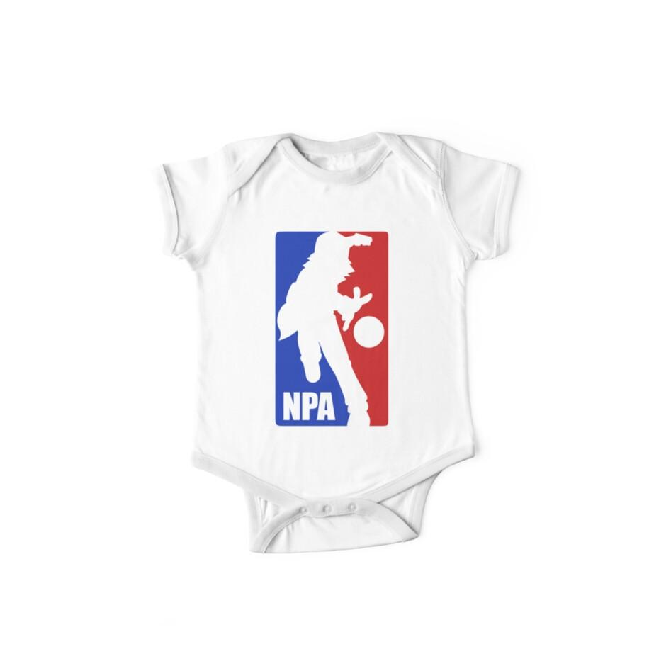 NPA Series - Logo by teevstee
