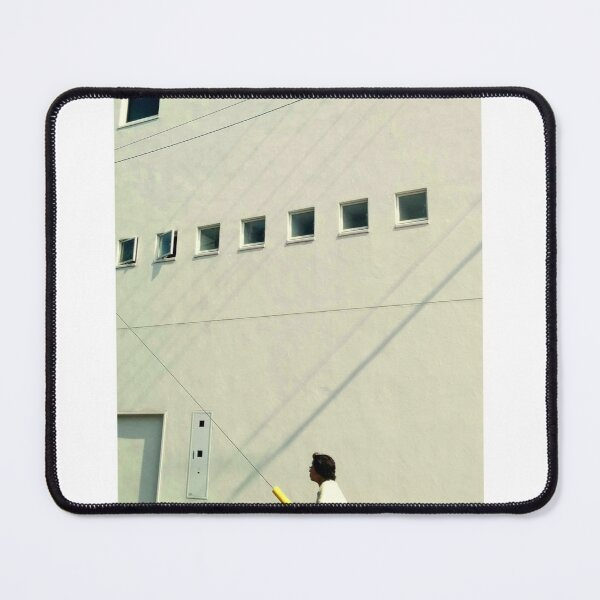 Action Mouse Pad