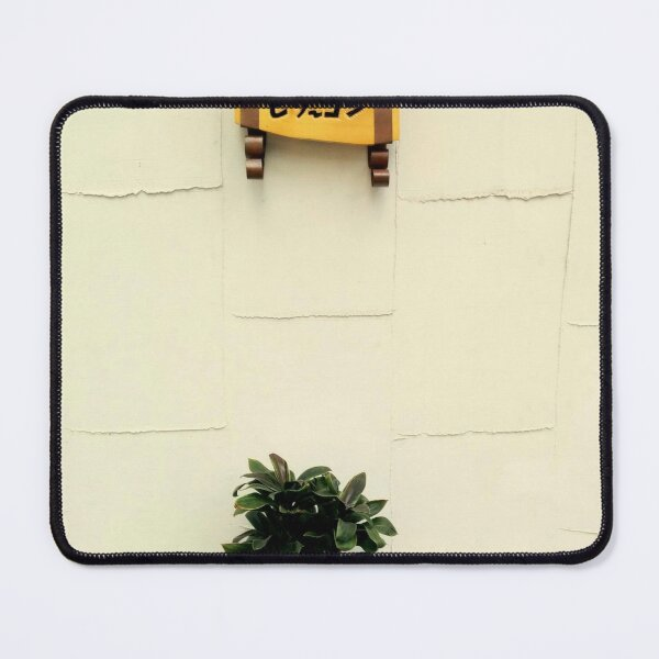 Memories from Japan - Minimalist Abstract Mouse Pad