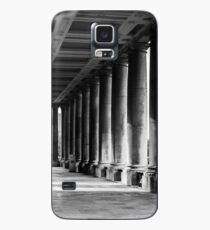 Portico At Greenwich Case/Skin for Samsung Galaxy