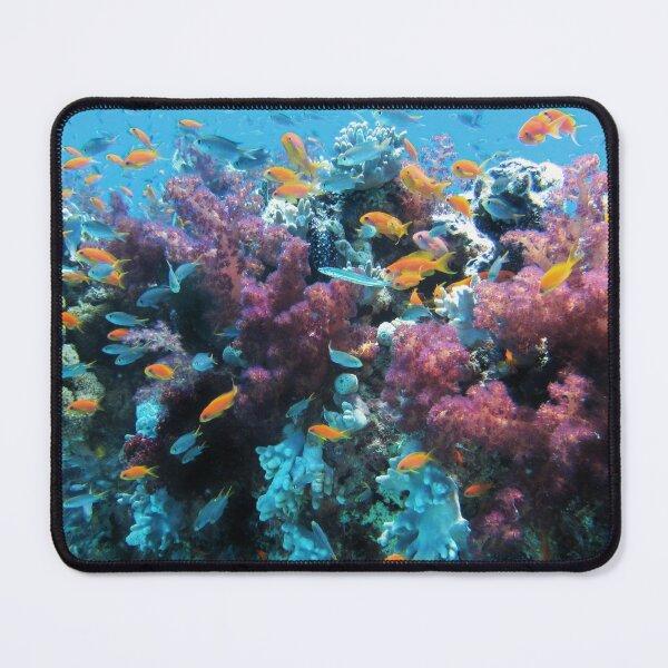 Ocean Coral Reef Tropical Fish Mouse Pad