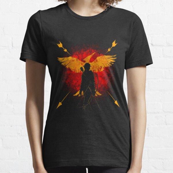 Revolution und Feuer Essential T-Shirt