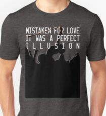 Mistaken for Love // Perfect Illusion // Lady Gaga Unisex T-Shirt