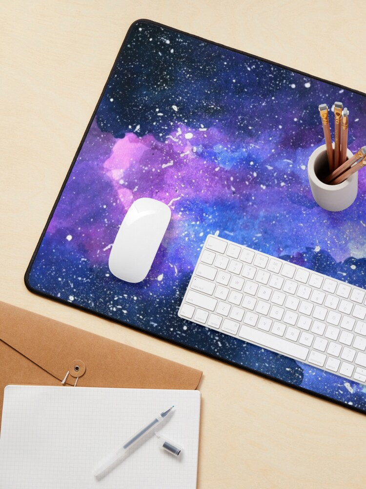 Alternate view of Galaxy Mouse Pad