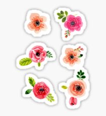Little Flowers Sticker
