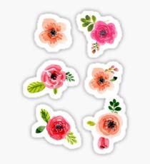 Pegatina Pequeñas flores