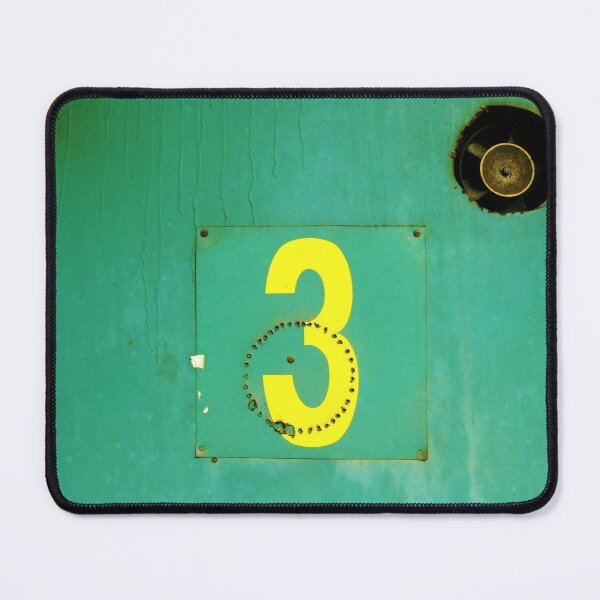 3 Mouse Pad