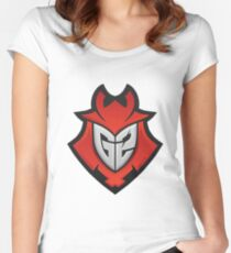 G2 Kinguin Women's Fitted Scoop T-Shirt