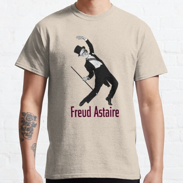 Freud Astaire Classic T-Shirt