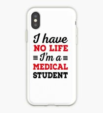 Medical Student iPhone-Hülle & Cover