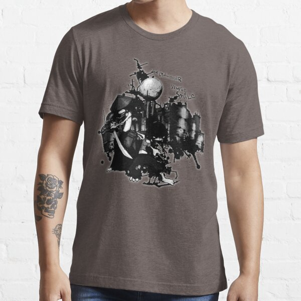 The Dishwasher: Vampire Smile Essential T-Shirt