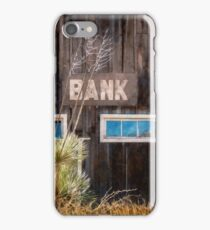 Mescal Bank iPhone Case/Skin