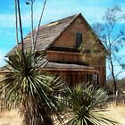 The Old Homestead by Linda Gregory