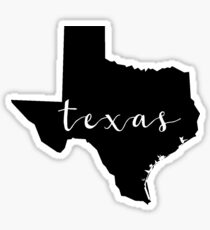 TX Sticker