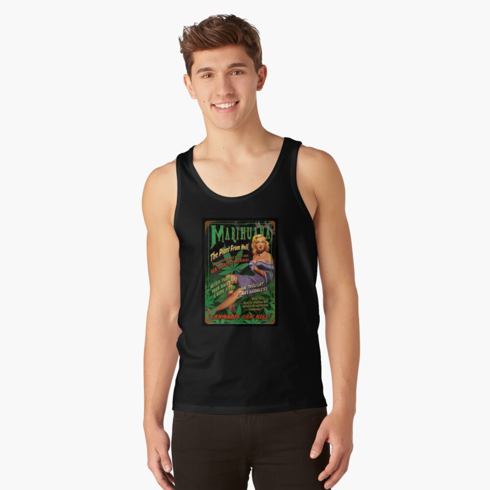 Plant From Hell! Tank Top