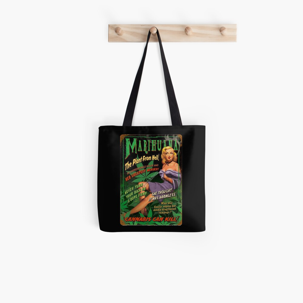 Plant From Hell! Tote Bag