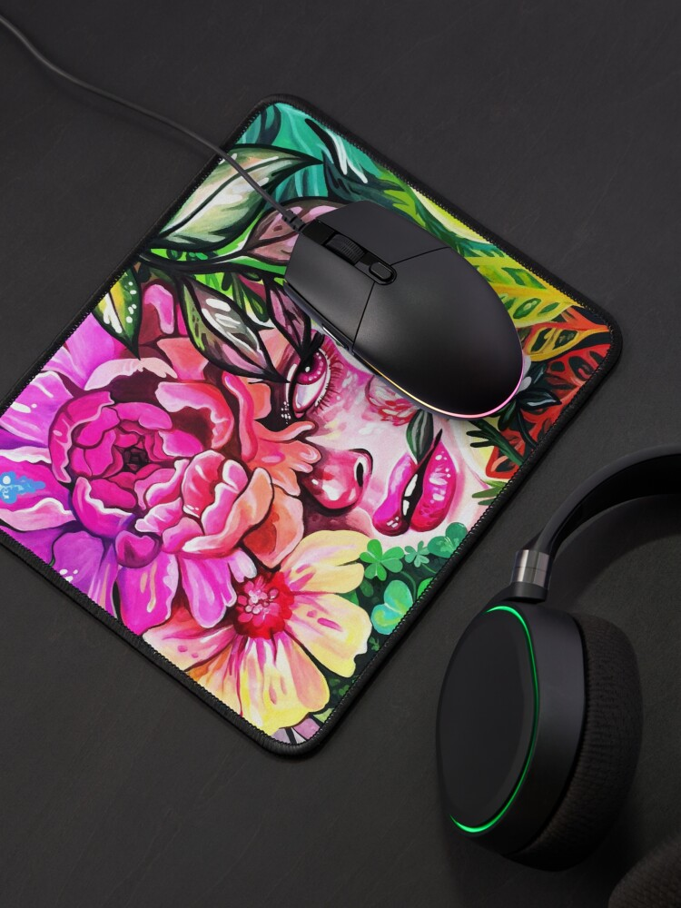 Alternate view of Overgrown Mouse Pad