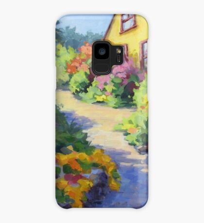Garden Path Case/Skin for Samsung Galaxy