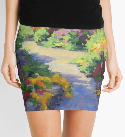 Garden Path Mini Skirt