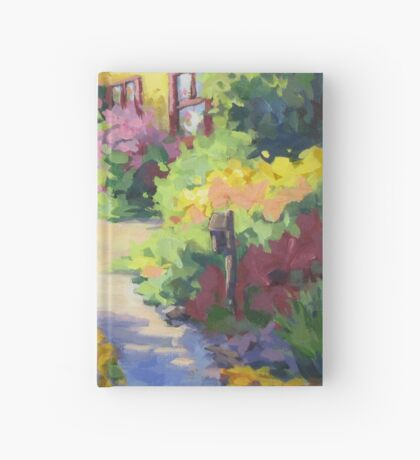 Garden Path Hardcover Journal