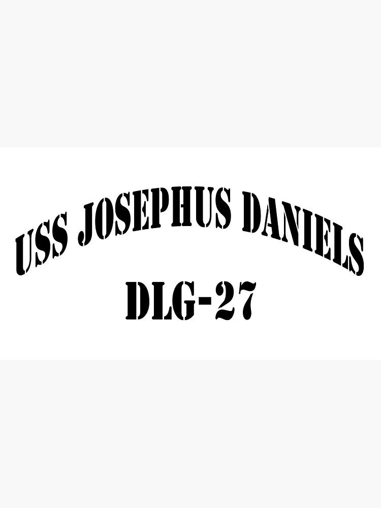 USS JOSEPHUS DANIELS (DLG-27) SHIP'S STORE by militarygifts