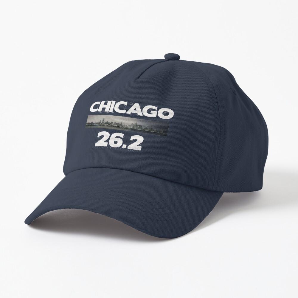 Chicago Illinois Run 26.2 miles  Cap