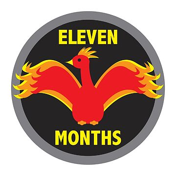 Baby Growth - Phoenix (Eleven Months) by babybigfoot