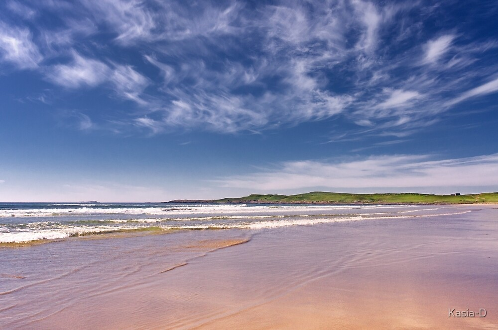 Islay: Machair Beach by Kasia-D