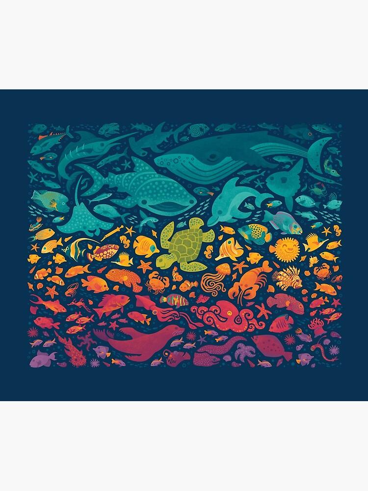 Aquatic Spectrum 2 by Waynem79