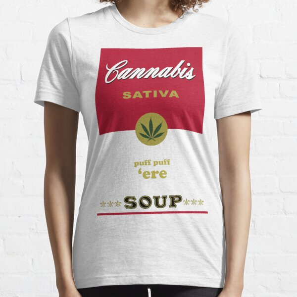 Cannabis Sativa Soup Essential T-Shirt