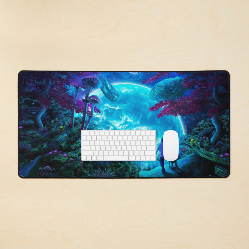 Lost Sky Mouse Pad